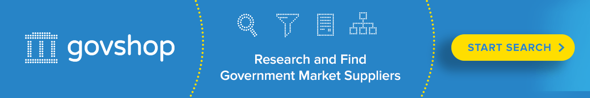 GovShop is a market research platform to find top government contractors