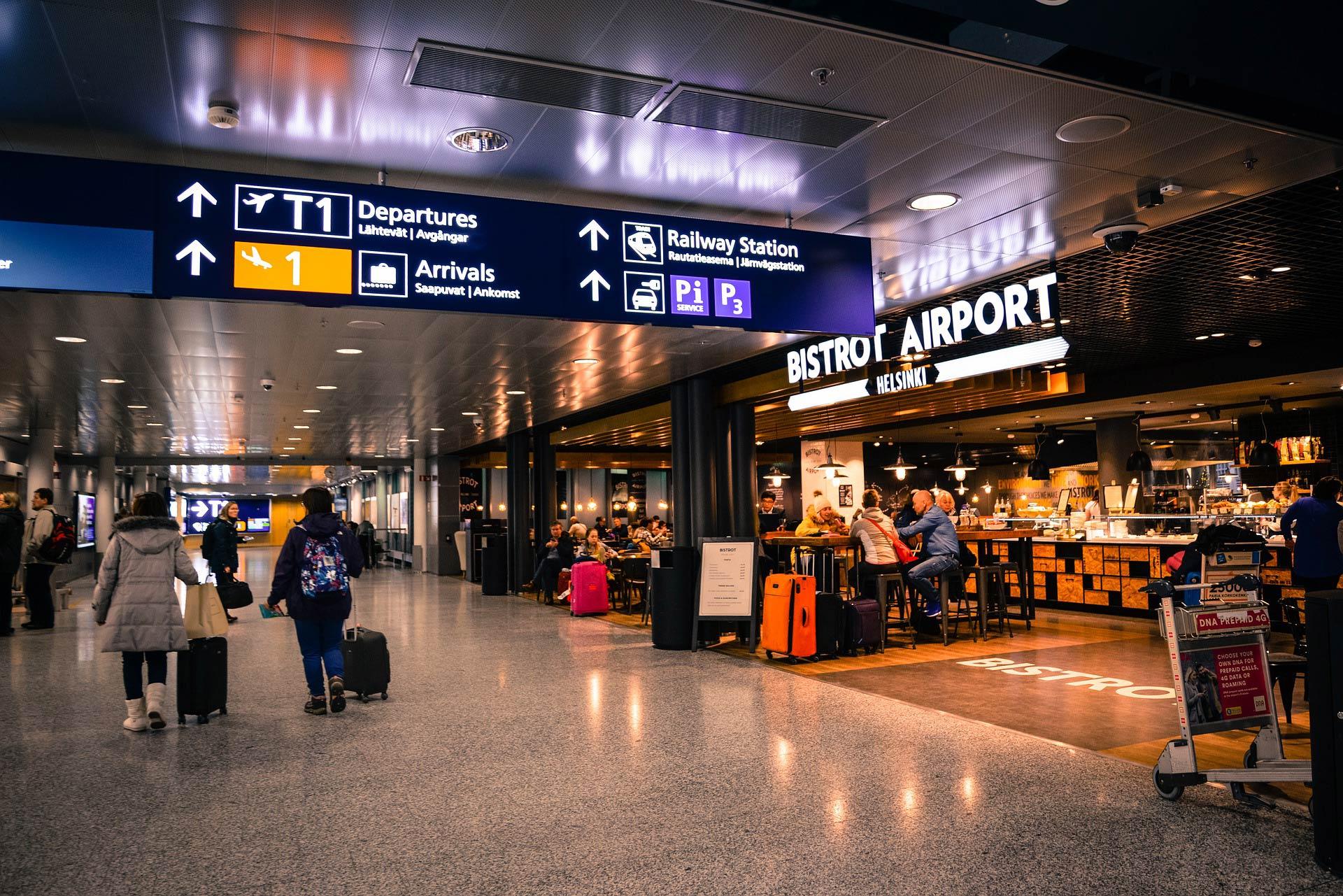 Helsinki Opens Biggest Ever Airport Tender
