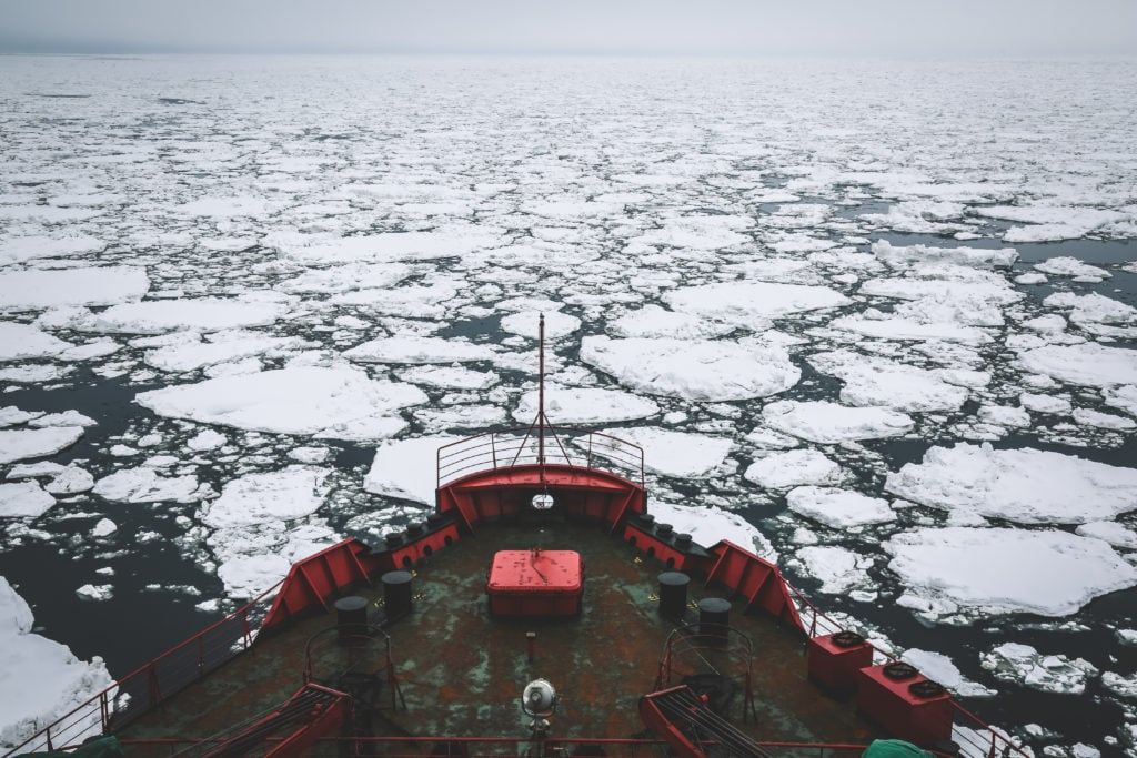 Breaking the Ice with Mike Derrios, Head of Contracting for the U.S. Coast Guard