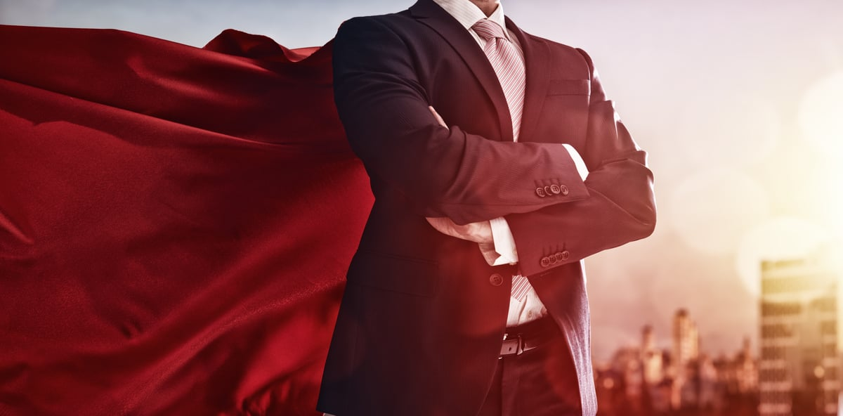 Information is Your Superpower. You can be a Procurement Superhero too!