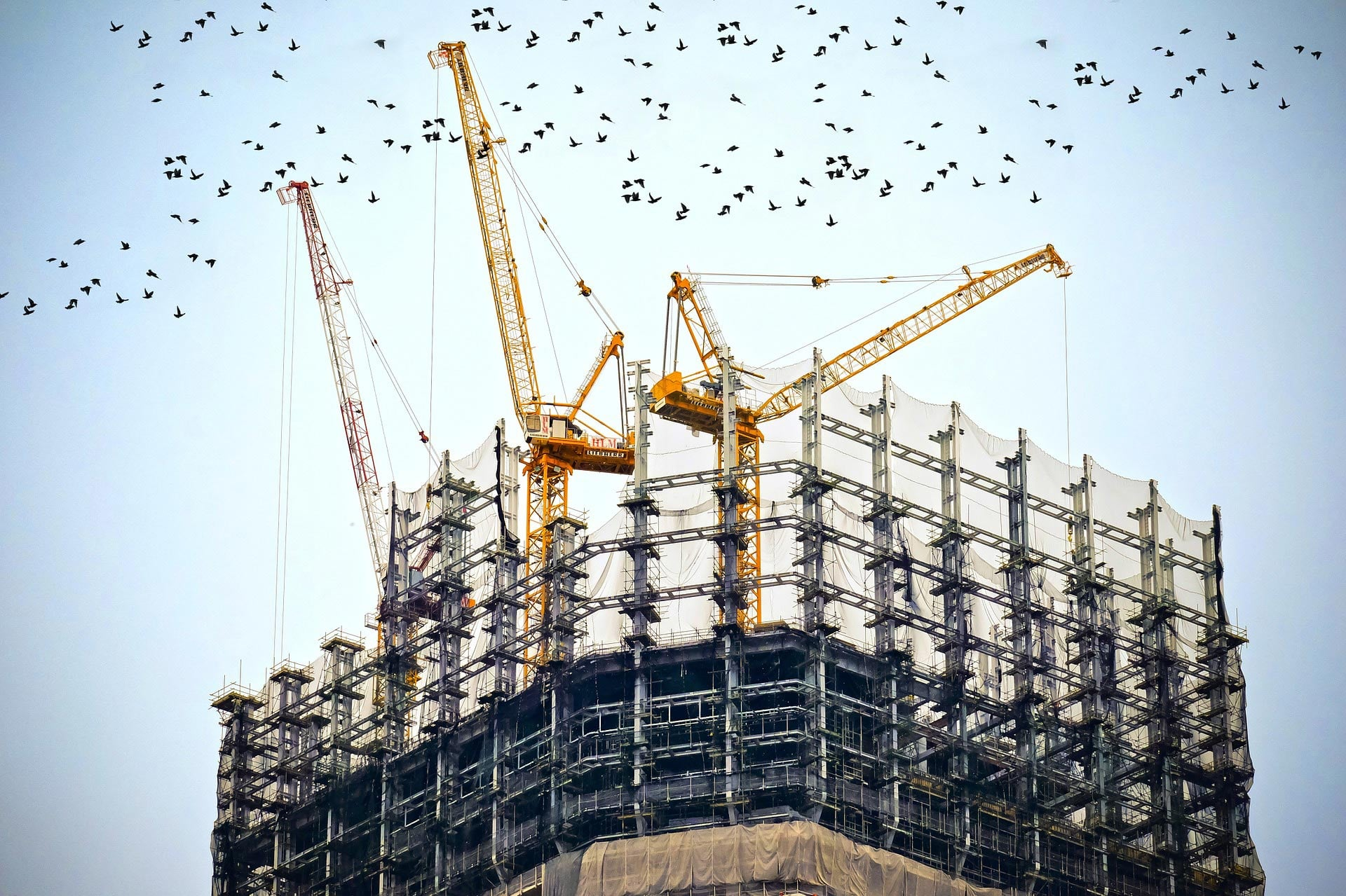 Construction firms invited to bid for £30bn Crown Commercial Service framework