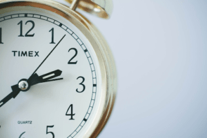 The 40-hour work week is the essential unit for person years.
