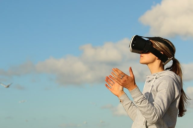 VR Adopted By All Three UK Military Services