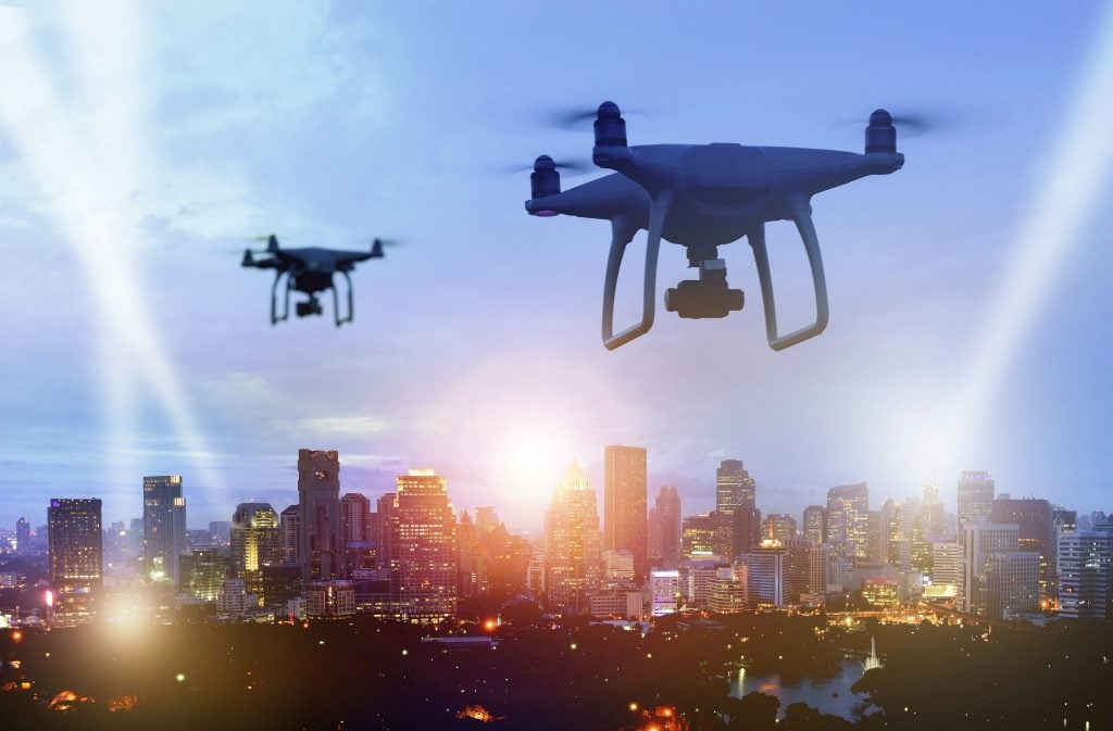 Recap & Recording: A Look at the Unmanned Aerial Systems Supplier Landscape