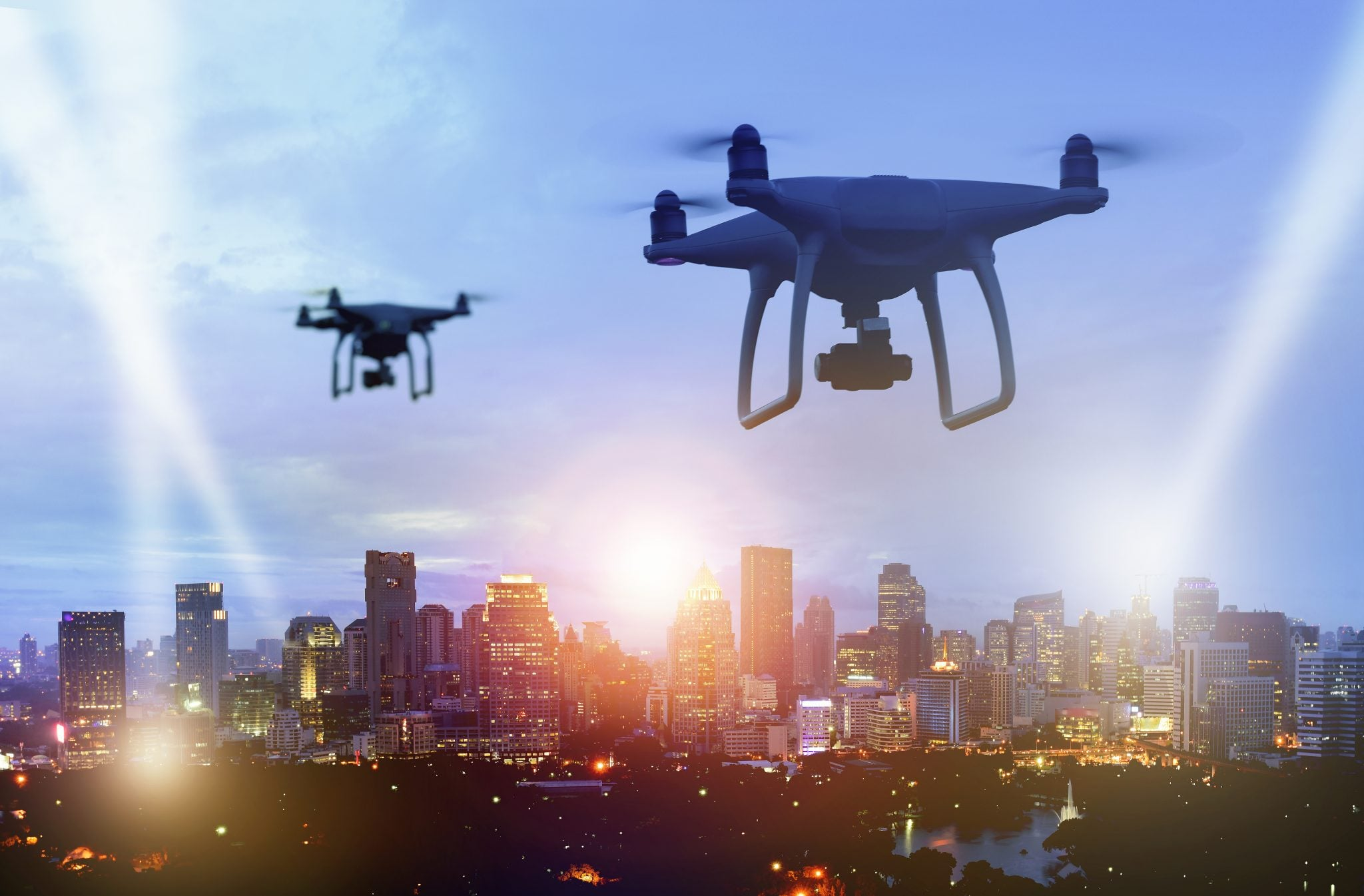 Top Government Contractors in the UAS Sector