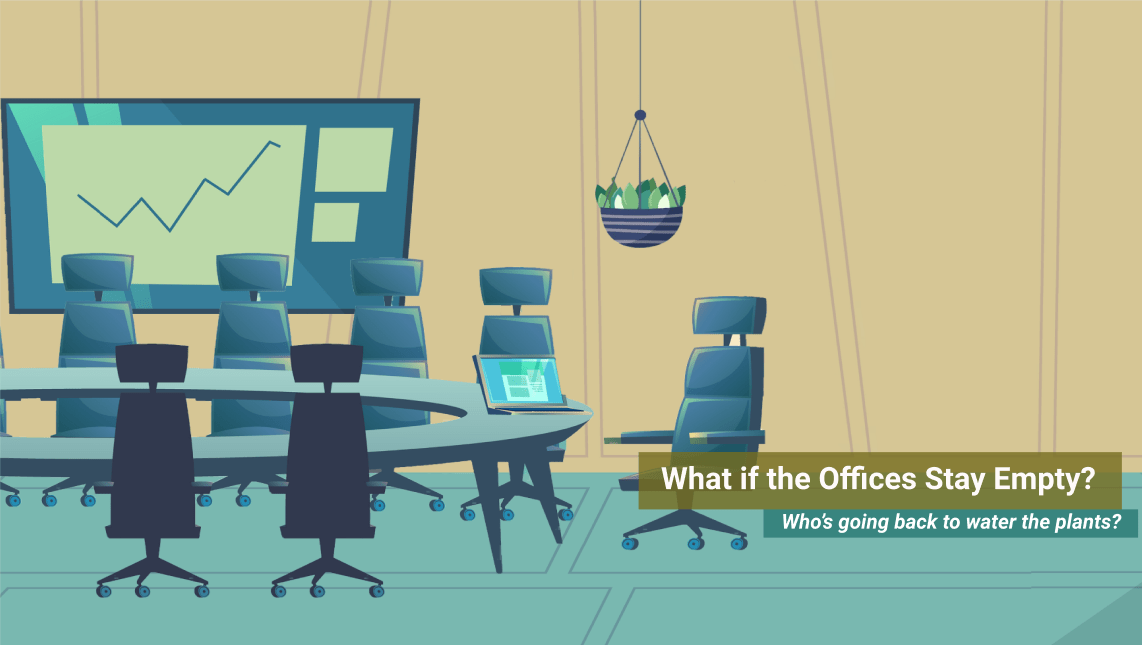 What if the Offices Stay Empty?