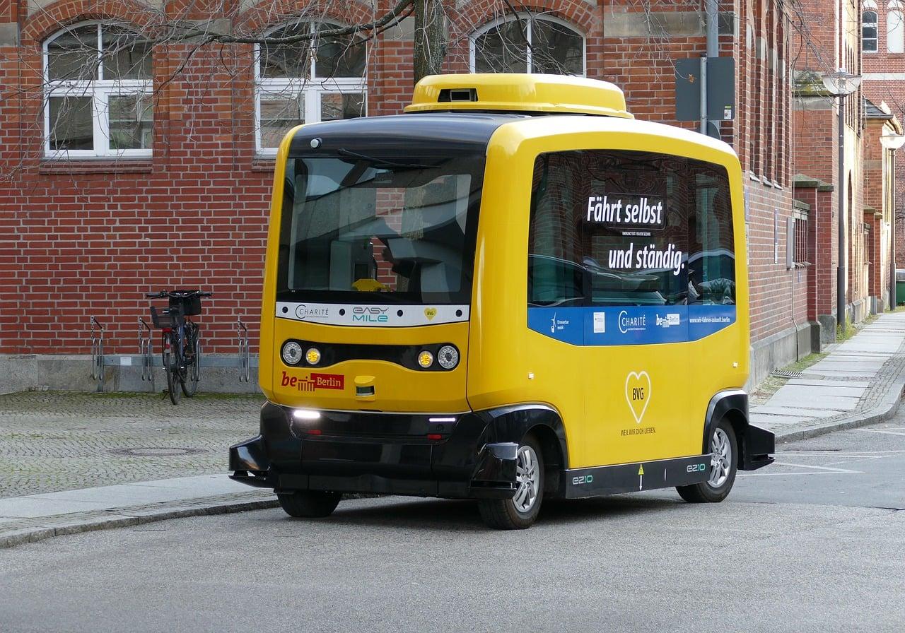 Autonomous bus fleets trial in five European cities – follow-up procurement to come