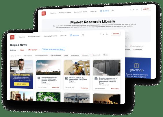 GovMarket Entrepreneur Community