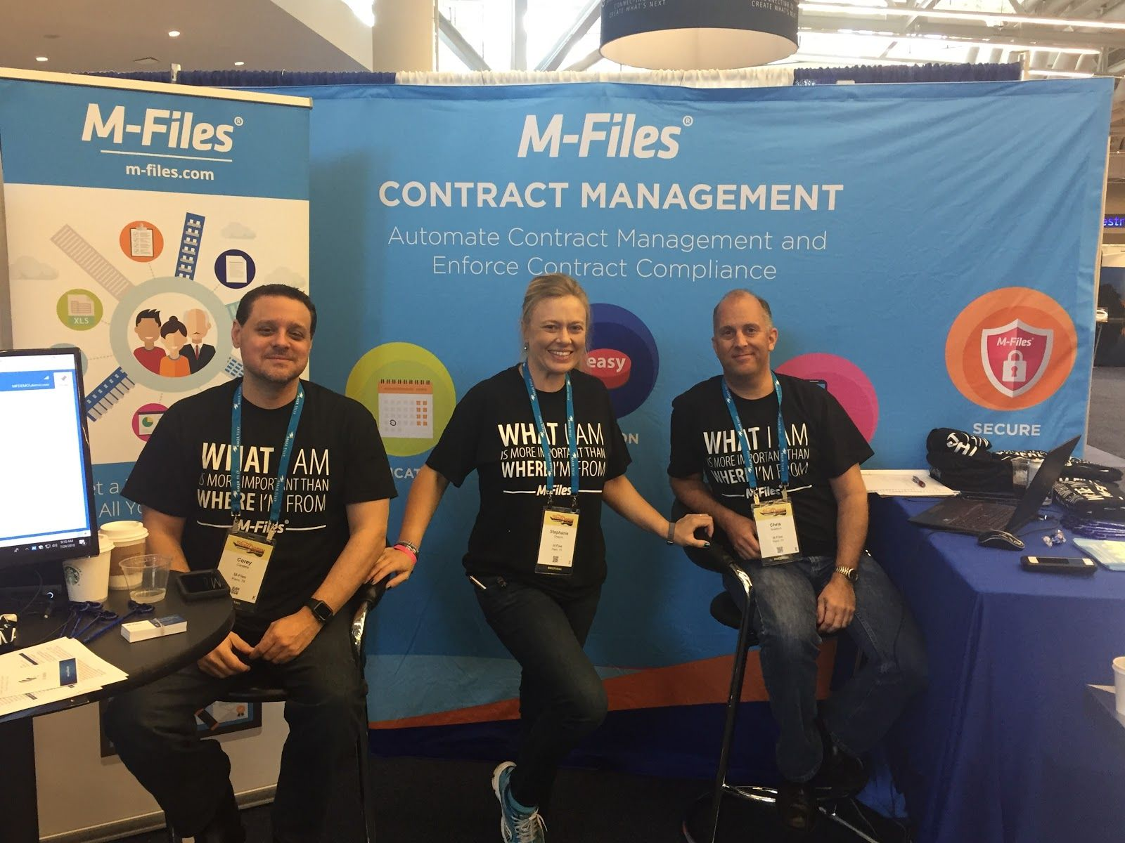 M-Files Contract Management automates contract management and enforces contract compliance