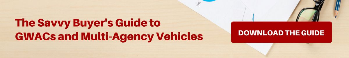 Downloadable from the contract vehicle resource