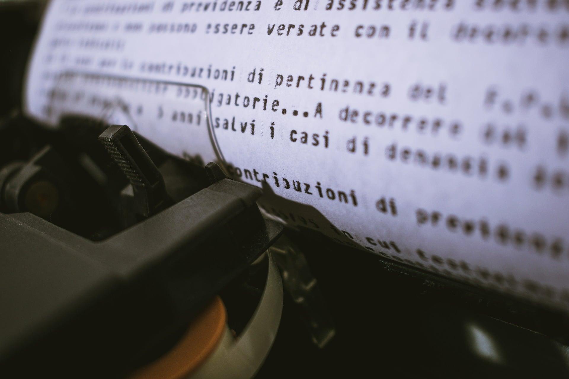 European Single Procurement Document– An Outline for Suppliers