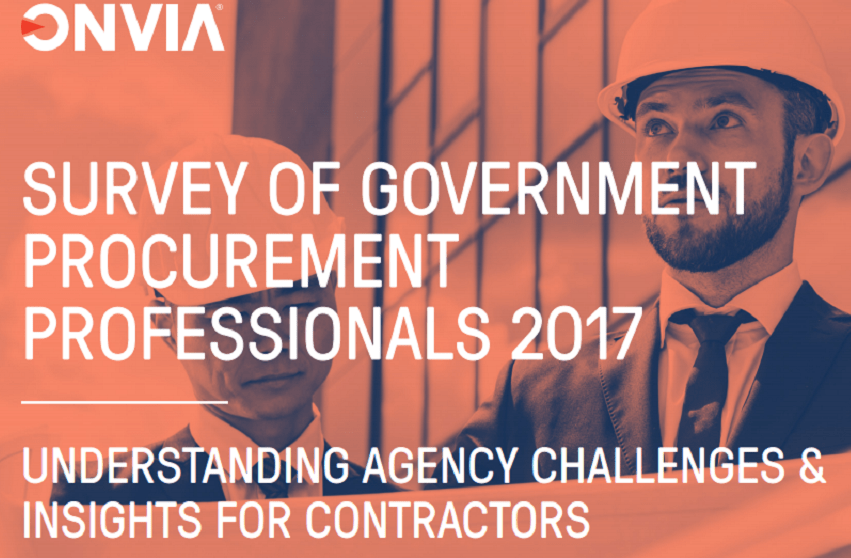 U.S. Survey of Government Procurement Professionals – Findings Will Ring True with Europe, Too!