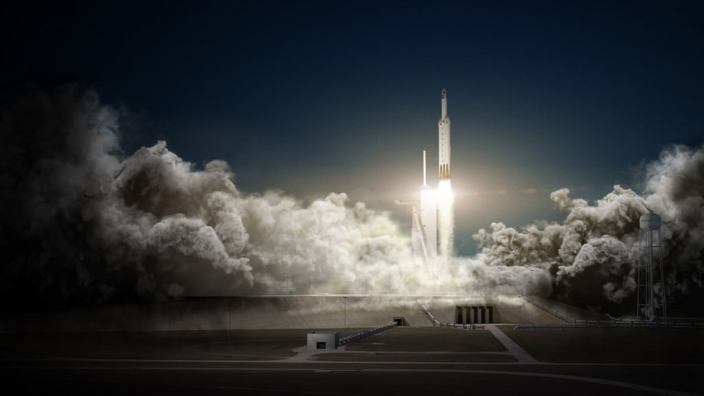 SpaceX and Breaking the Federal Contracting Mold