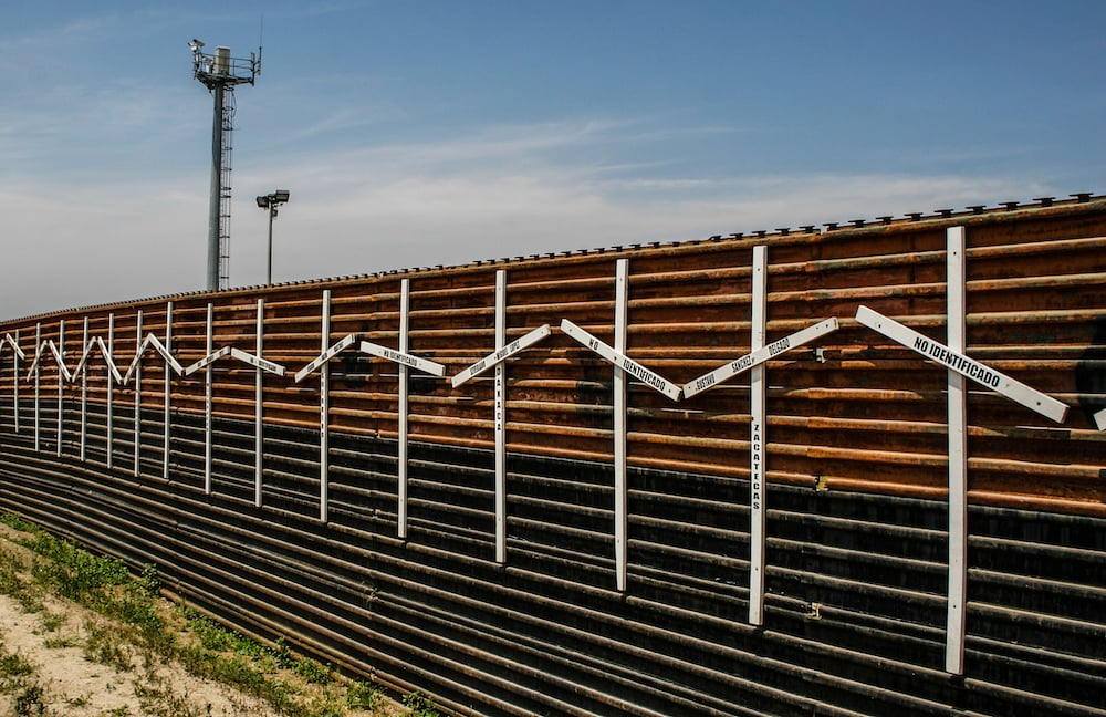 Border Wall a Sticking Point in Budget Talks