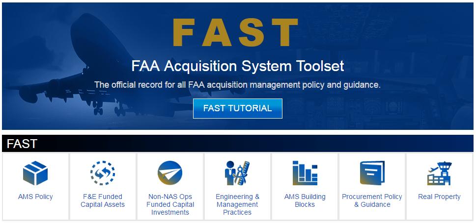 Seeking experts in FAA AMS