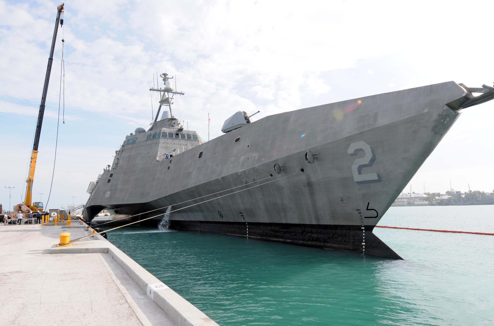 GAO: Congress Should not Authorize Navy Ship Award Until All Information Available