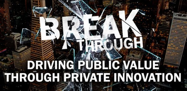 Breakthrough Event: Driving Public Value through Private Sector Innovation