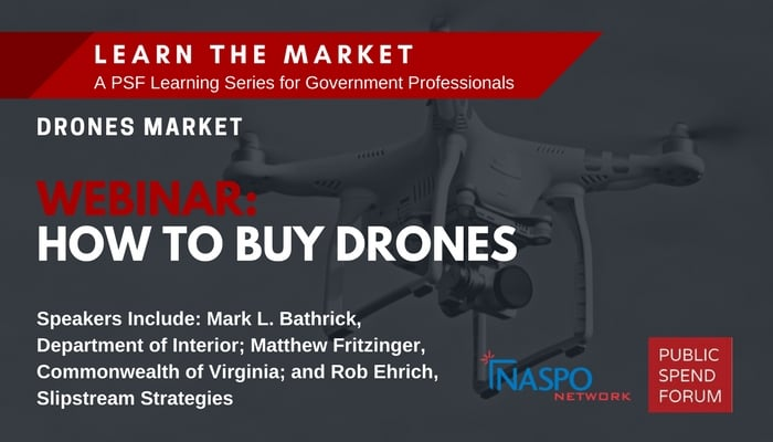 Recorded Webinar: How to Buy Drones