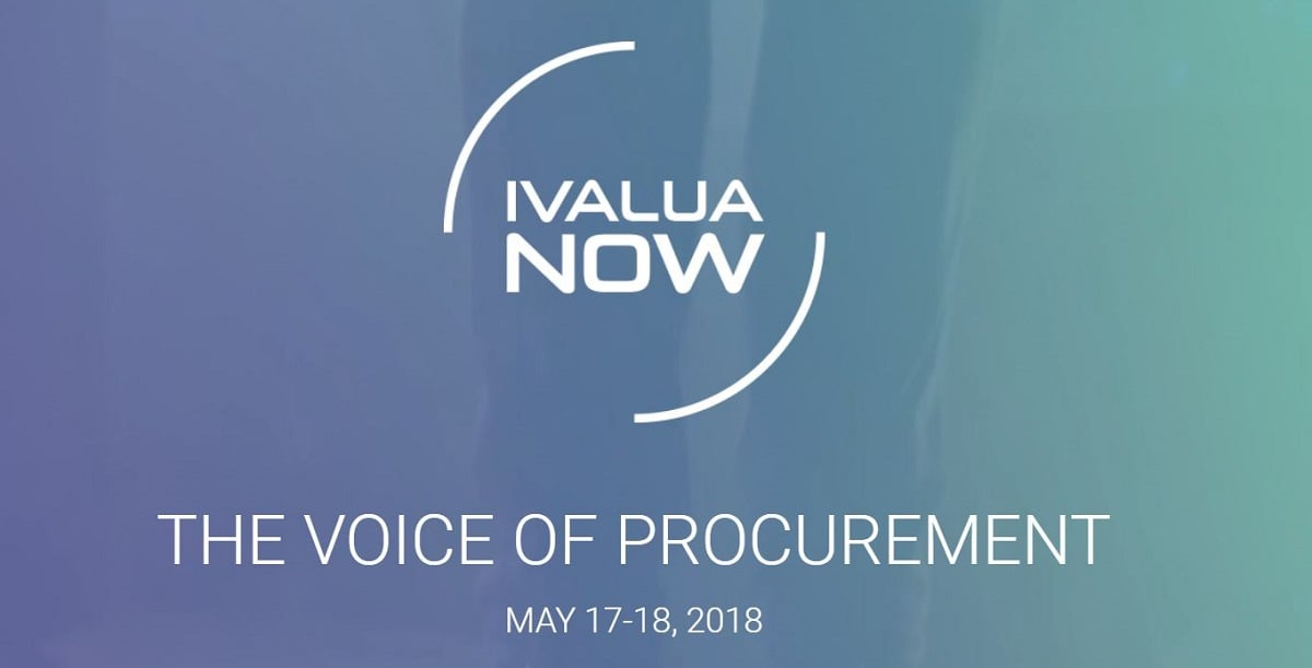 May 17: Ivalua NOW Conference