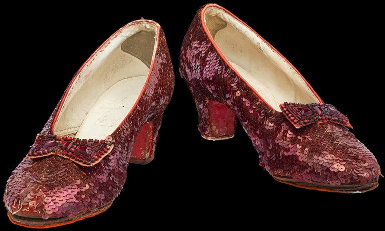 No Place Like Home: What Dorothy's Slippers Can Teach Us About Government Management