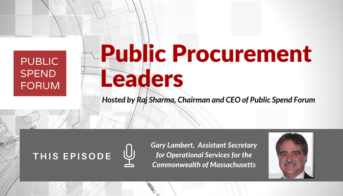 Introducing The Public Procurement Leader Podcast