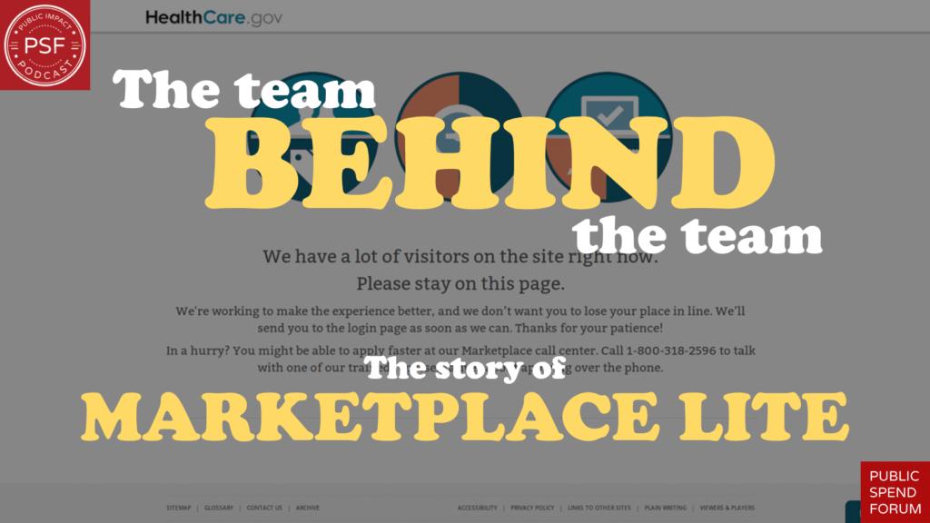 Saving Healthcare.gov: The Team Behind the Team with Rohan Bhobe