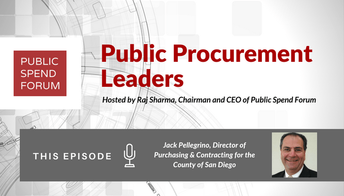 Satisfied with your procurement expertise? Jack Pellegrino shares advice for continual learning.