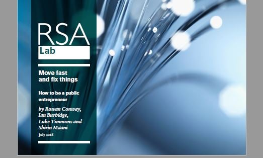 "RSA Report Published – ""Move Fast and Fix Things"""